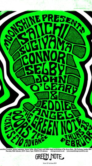 Saiichi Sugiyama Green Note medium